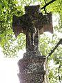 Méligny-le-Petit (Meuse) croix de chemin A, détail.JPG