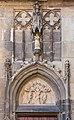 Münster, St.-Paulus-Dom, Eingang Kreuzgang -- 2018 -- 3678.jpg