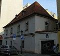 Měšťanský dům (Staré Město), Praha 1, Konviktská 8, Staré Město.JPG