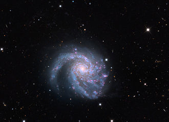 Messier 99 - Image: M99s