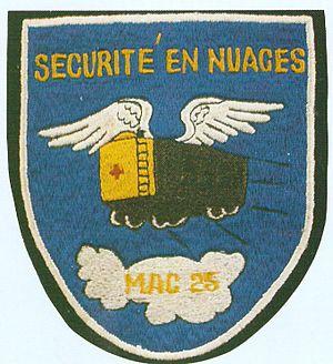 Marine Aircraft Group 25 - MAG-25 insignia