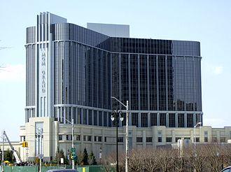 MGM Grand Detroit - Image: MGM Grand Detroit 1