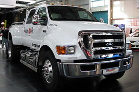 Ford F-650 - Wikipedia, the free encyclopedia
