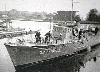 Fairmile B motor launch WWII Royal Navy motor boat