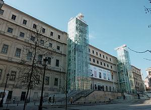 Museo Nacional Centro de Arte Reina Sofía - Image: MNCARS 05