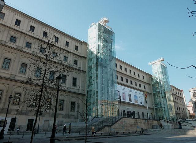 Musée national centre d'art Reina Sofía