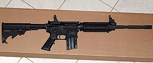 Smith & Wesson M&P15 - Image: MP15