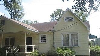 Jackson Parish, Louisiana - Image: MVI 2692 Jackson Parish Museum