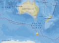 M 5.9 - West of Macquarie Island, 20170309.png
