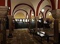 Maastricht, OLV-basiliek, crypte, iconententoonstelling 04.jpg