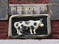 Maastricht - rijksmonument 27240 - Koestraat 4 - gevelsteen In de koye 1718.jpg