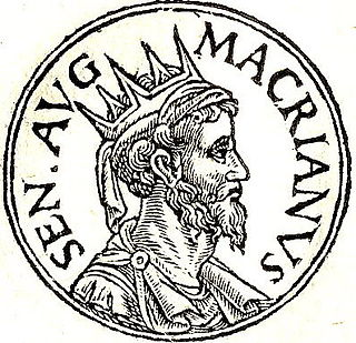 Roman usurper