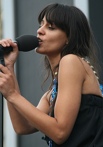 Madita - Performing in Vienna, 2008