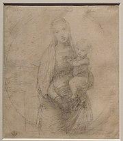 聖母 像 ラファエロ 子