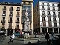 Madrid Plaza Provincia Fontaine Statue - panoramio.jpg