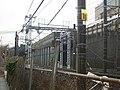 Magarikane Bi (Tokaido Main Line get over Tokaido Shinkansen).jpg