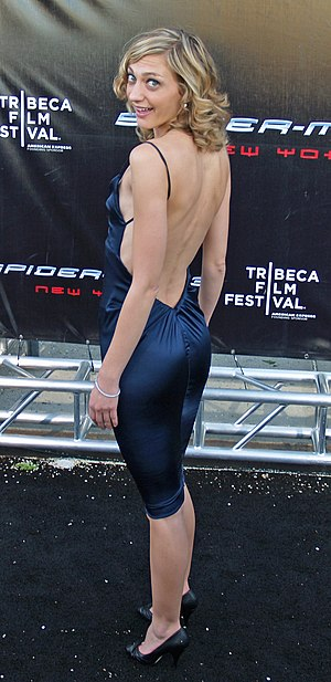 Mageina Tovah - Tovah at the premiere of Spider-Man 3 in 2007