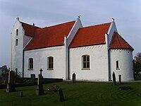 Maglarps kyrka, den 13 oktober 2008, bild 5.JPG