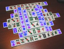 Solitaire Mahjongg