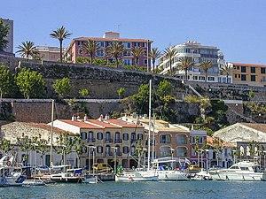 Menorca - Port de Maó (Mahón)