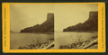 Maiden rock, lake Pepin, by Whitney's Gallery.png
