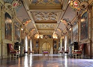 Château de Maintenon - The grande galerie