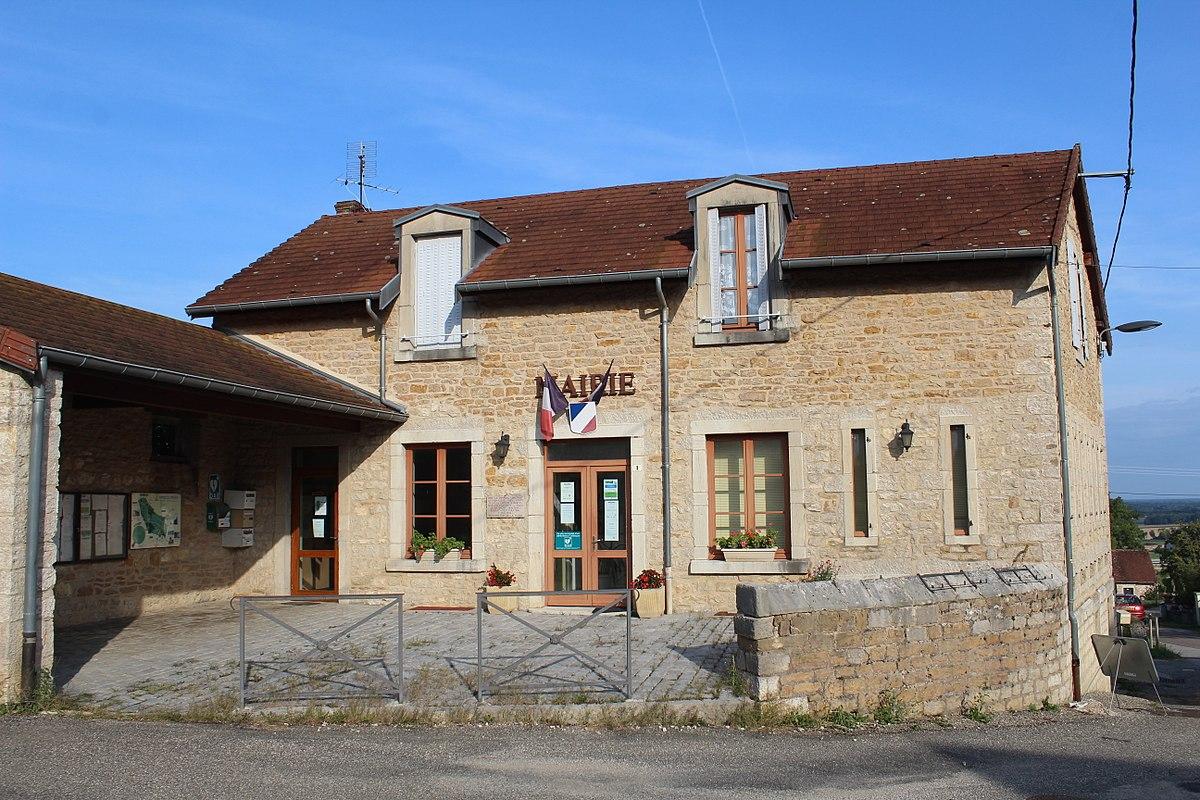 mairie d'augea jura
