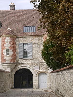 Jean Cocteau House - Image: Maison Jean Cocteau a Milly la Forêt P1050649