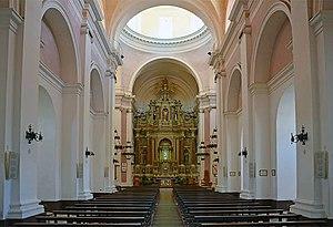 Cathedral of Maldonado - Interior