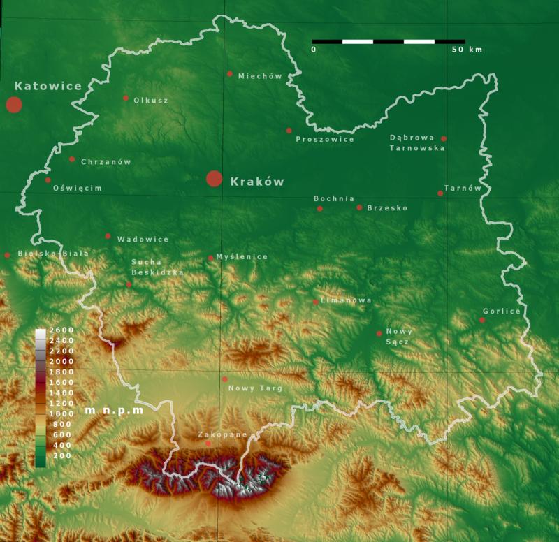 lengyelország domborzati térkép Tátra (hegység) – Wikipédia lengyelország domborzati térkép