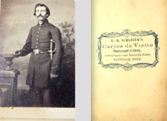 Man in uniform by T M Schleier of Nashville Tennessee.png