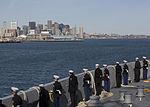Man the Rails, Marines, sailors arrive in Boston 150313-M-VS306-265.jpg