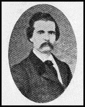 Manuel Antônio de Almeida - A photograph of Almeida