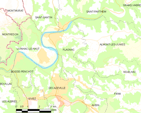 Map commune FR insee code 12101.png
