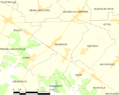 Map commune FR insee code 27070.png