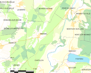 Map commune FR insee code 39332.png