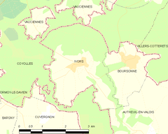 Map commune FR insee code 60320.png