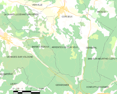 Map commune FR insee code 88014.png