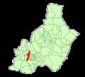 Map of Canjáyar (Almería).png