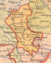 Map of NKAO within the borders of Azerbaijan SSR from the Atlas of 1928.jpg