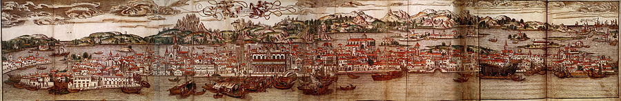 Map of Venice, 15th century.jpg