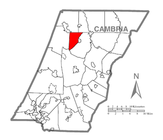 West Carroll Township, Cambria County, Pennsylvania Township in Pennsylvania, United States