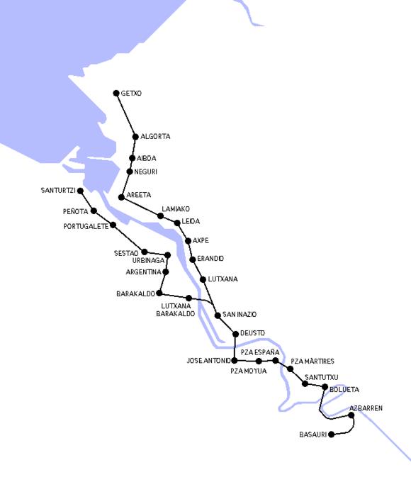Metro Bilbao Wikiwand
