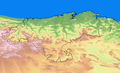 Mapa topográfico de Cantabria.png