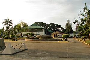 Mapandan, Pangasinan - Poblacion and Municipal Hall