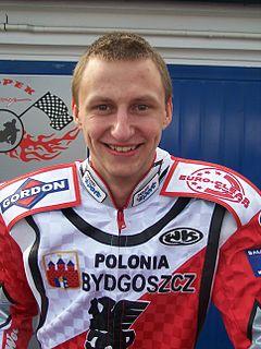 Marcin Jędrzejewski Speedway rider