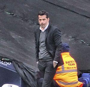 Marco Silva - Silva managing Hull City in 2017