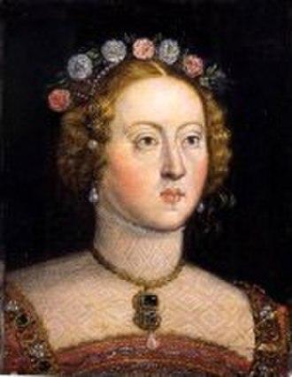 Princess of Asturias (by marriage) - Image: Maria Manuela de Portugal