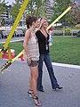 Maria Menounos & netflix friend (833728124).jpg