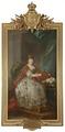 Maria Teresia, 1717-1780, tysk-romersk kejsarinna drottning av Österrike Böhmen och - Nationalmuseum - 15344.tif